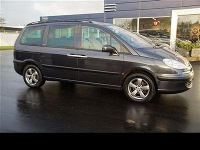 brugt Peugeot 807 2,2 HDI ST 130HK