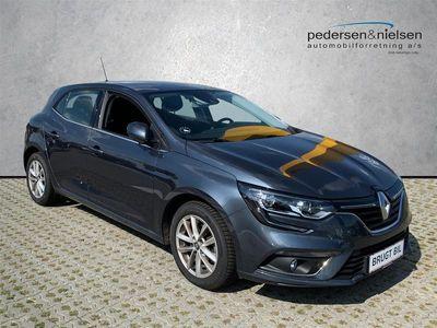brugt Renault Mégane 1,3 TCE GPF Zen EDC 140HK 5d 7g Aut.