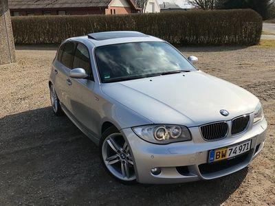 brugt BMW 120 1 SERIE D AUT.