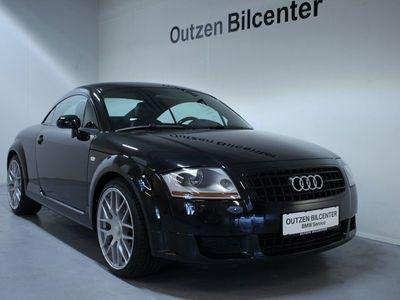 brugt Audi TT 3,2 V6 Coupé quattro
