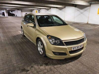 brugt Opel Astra 8 16V Limited