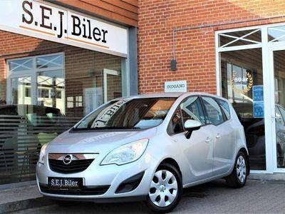 brugt Opel Meriva 1,4 Turbo Enjoy 120HK B
