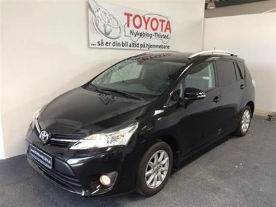 gebraucht Toyota Sportsvan 1,6 VVT-I T1 132HK Van 6g