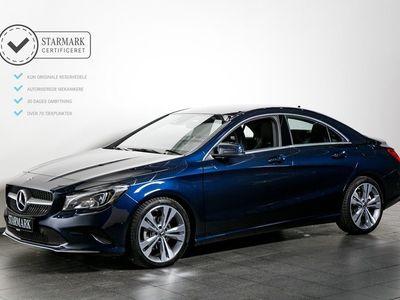 brugt Mercedes CLA200 d 2,2 aut.