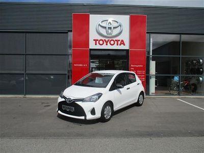 gebraucht Toyota Yaris 1,0 VVT-I T1 69HK 5d