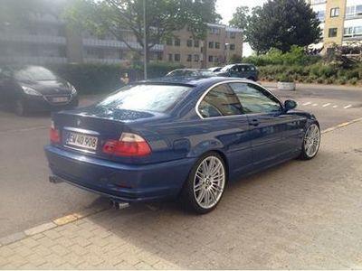 brugt BMW 328 2,8 Coupé