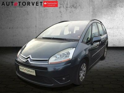 brugt Citroën Grand C4 Picasso 2,0 HDi 138 VTR+ E6G