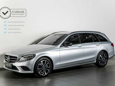 used Mercedes C220 d 2,0 Advantage stc. aut.