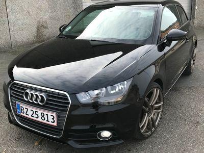 brugt Audi A1 1,2