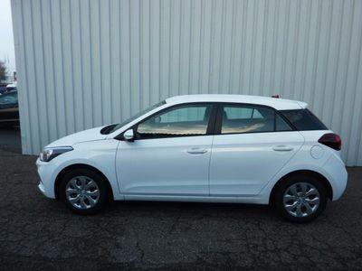 brugt Hyundai i20 1,0 T-GDI Value DCT 100HK 5d 7g Aut.