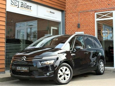 used Citroën Grand C4 Picasso 1,6 BlueHDi Intensive EAT6 120HK aut 5d