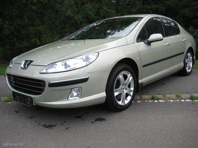 usado Peugeot 407 2,2 XT 163HK