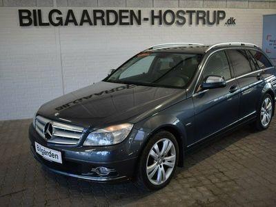 brugt Mercedes C220 2,2 CDi Avantgarde stc. aut.