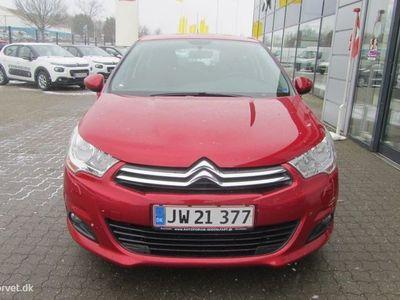brugt Citroën C4 1,6 HDI Attraction 90HK 5d