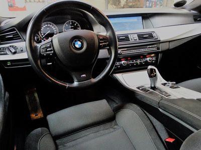 brugt BMW 520 5 series d Touring Baghjulstræk aut 5d
