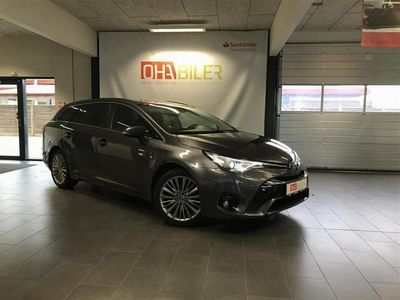 brugt Toyota Avensis Touring Sports 1,8 VVT-I T2 Executive 147HK Stc 6g