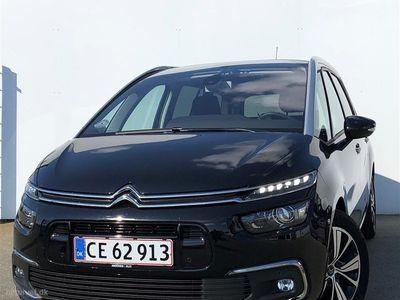 brugt Citroën Grand C4 Picasso 1,2 PureTech Intensive EAT6 start/stop 130HK 6g