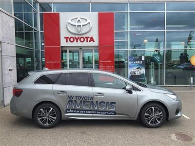 brugt Toyota Avensis Touring Sports 2,0 D-4D T2 143HK Stc