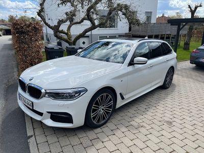 brugt BMW 530 3.0 265 HK M Sport
