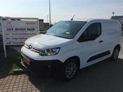 brugt Citroën Berlingo L1N1 1,5 Blue HDi start/stop 100HK Van 6g