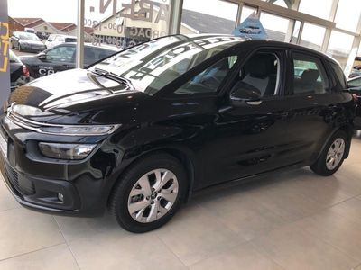 brugt Citroën C4 Picasso 1,6 Blue HDi Iconic Limited EAT6 start/stop 120HK 6g Aut.