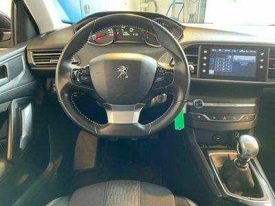 brugt Peugeot 308 BlueHDi 120 Style SW - Silkeborg Bilcentrum
