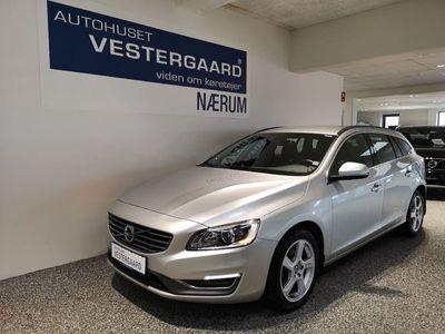 brugt Volvo V60 1,6 D2 DRIVe-E Momentum Powershift 115HK Stc 6g Aut.