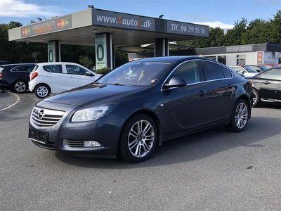 brugt Opel Insignia 2,0 CDTI 130HK 5d