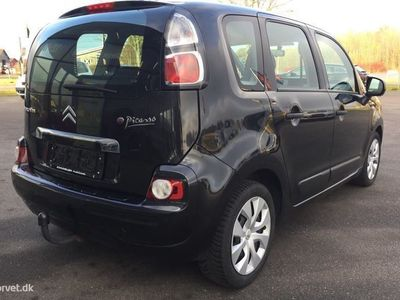 brugt Citroën C3 Picasso 1,6 HDI Seduction 90HK