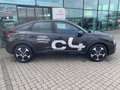brugt Citroën C4 1,2 PureTech Feel 100HK 5d 6g A+