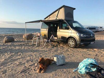 brugt VW California 2,0 TDi 199 Ocean DSG 4M