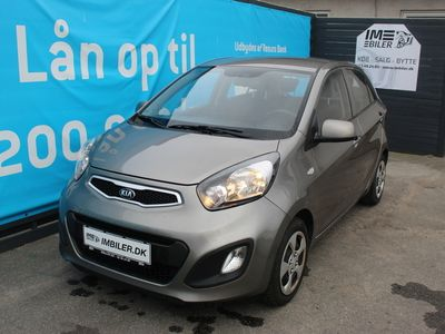 used Kia Picanto 0 Active Eco 5d