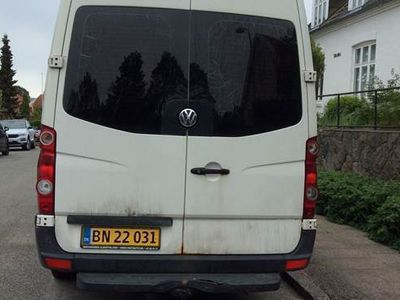 brugt VW Crafter TDI 2,5