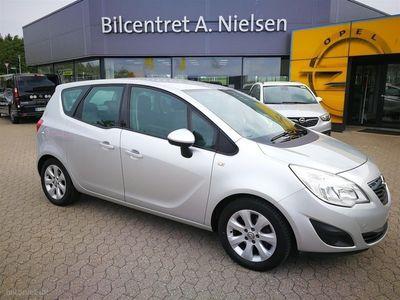 gebraucht Opel Meriva 1,4 Twinport Enjoy 100HK