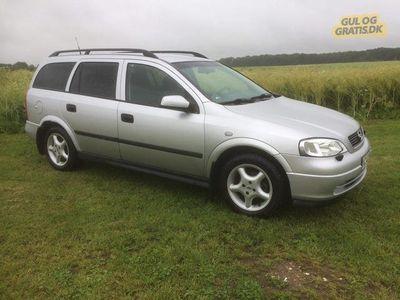 brugt Opel Astra 6i 16v stc