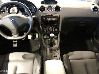 brugt Peugeot RCZ 1,6 THP 200HK 2d 6g