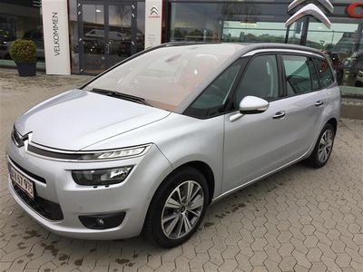 brugt Citroën Grand C4 Picasso 2,0 Blue HDi Intensive EAT6 150HK 6g Aut.