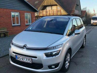 brugt Citroën C4 Picasso 7 per.