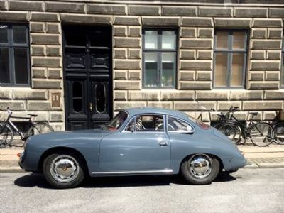 brugt Porsche 356 c
