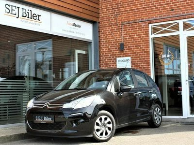gebraucht Citroën C3 1,0 VTi Seduction 68HK 5d