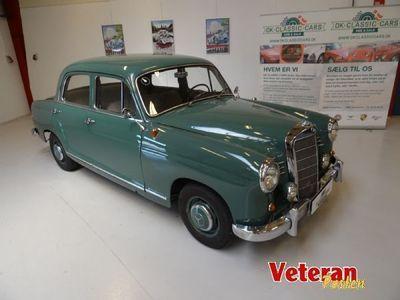 brugt Mercedes 190 Sedan (W121 Ponton)