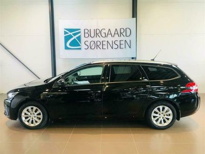 brugt Peugeot 308 SW 1,5 BlueHDi Style 130HK Stc 6g