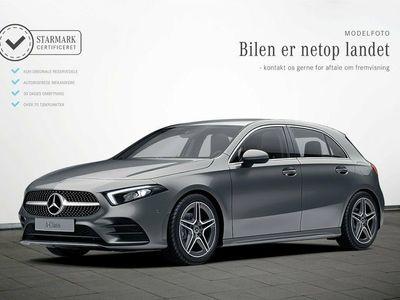 käytetty Mercedes A180 d 1,5 AMG Line aut.