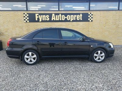 second-hand Toyota Avensis 2,0