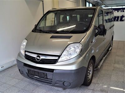 brugt Opel Vivaro 2,5 CDTi 146 L2H1 Combi