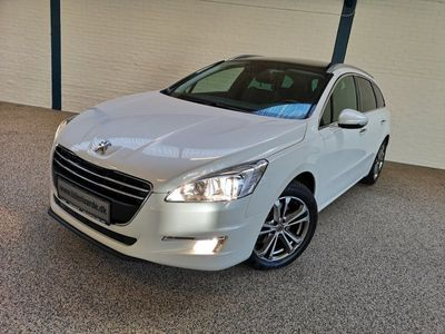 second-hand Peugeot 508 1,6 THP 156 Allure SW