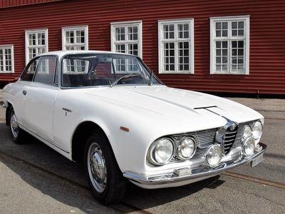 brugt Alfa Romeo 2600 Sprint