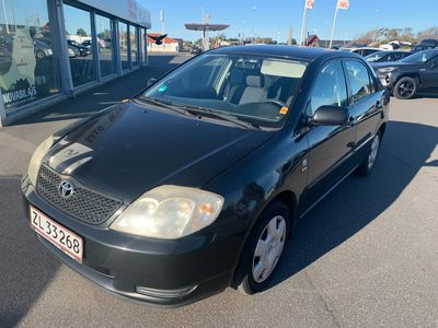 brugt Toyota Corolla 1,6 Linea Terra 110HK C