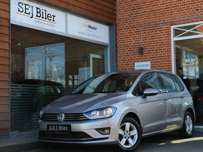 gebraucht VW Golf Sportsvan 1,4 TSi Allstar DSG BMT 125HK aut 5d