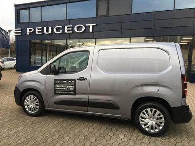 brugt Peugeot Partner L1 V1 1,5 BlueHDi Plus X 100HK Van A